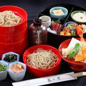 新鮮な素材の美味しさ溢れる旬の食材を吟味し、伝統の味をお届け