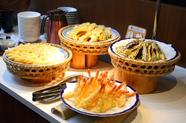 四季折々の味覚をカラリと揚げて。熱々をいただく『職人の天ぷら』