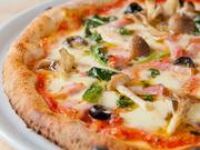 ナポリの薪窯ピッツァと南イタリア料理ルーチェサンタルチア