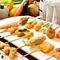 多彩な串カツが味わえる『串カツおまかせ御料理』