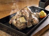 黒さつま鶏 地鶏炭火焼 中(お二人様)