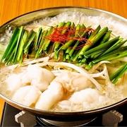 5つの選べるスープ(白湯・醤油・味噌・塩・チゲ)1種類お選びください
