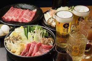 飲み放題&食べ放題の『宴会コース』