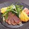 京野菜・九条ネギの素材の旨味が楽しめるオムライス