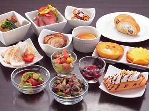 豊富なメニューから自由に選べる『シェフのおすすめ週替わり惣菜セット』