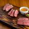 極上肉3種類を各50gずつ、食べ比べでどうぞ!