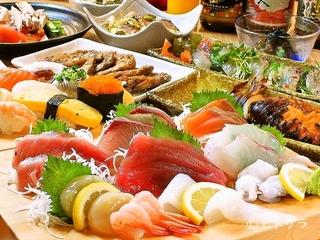 寿司居酒屋 や台ずし松阪駅前町の料理・店内の画像1