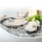 海洋深層水を使った独自のシステムで浄化される国産の生牡蠣