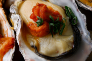 焼き牡蠣 5種盛り合わせ 5ピース