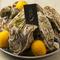 独自のシステムを使い、海洋深層水で浄化される牡蠣