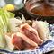 鴨のすき焼き鍋