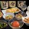 「国産野菜」など新鮮の素材を活かした、お酒の進む一品料理