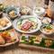 本格和食に洋のテイストを取り入れた斬新な新和食ダイニング