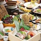 絶品九州料理コース各種ご用意