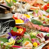 宴会プランは豊富にご用意しております。