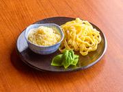麹の旨みがバランスよく野菜の味を引き立てているお漬もん♪箸休めに最適の一品♪