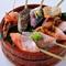 炙り海鮮串 8種盛り