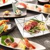 ワンランク上の食材を使用した上質な品々『贅沢和コース』