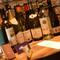 世界各国から選りすぐりのワインが充実のラインナップ