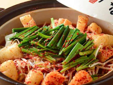 辛さが選べる名物『赤から鍋』