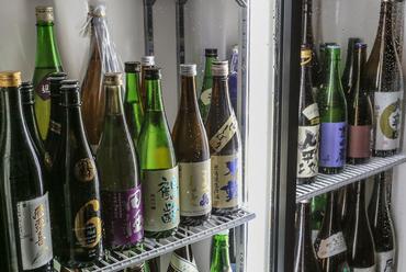 全国47都道府県の日本酒をご用意! プレミアムな地酒も