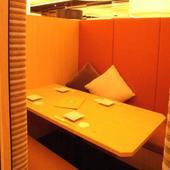 自分たちだけの空間で、優雅にディナーを楽しむ