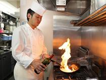 料理を通しお客さまの喜びや感動に向き合う