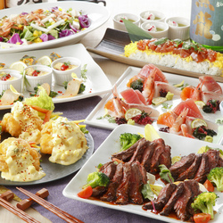 夏野菜に海の幸 趣向を凝らした料理を堪能