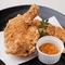 国産鶏もも串(たれ・塩)