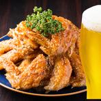 関内駅1分。野球観戦やレジャー帰りに◎鳥バルで鶏料理を堪能