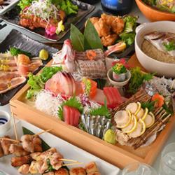 一番人気のスタンダードプラン 会社宴会や合コン、いつものメンバーでの飲みなど…幅広くお使い頂けます!
