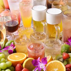コスパ◎肉バル×ステーキとサラダ、漬け込み唐揚げなど3品+2時間飲み放題で3280円!肉食宴会にぜひ!