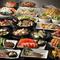 料理50品、ドリンク80種が食べ放題&飲み放題!