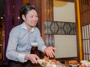 美味しい料理と心尽くしのサービスで最上級のおもてなし