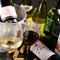 世界各国から厳選されたワインが豊富な品揃え