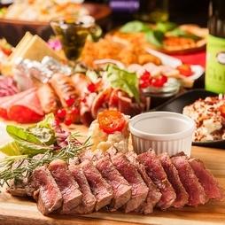 3時間飲み放題999円、無制限飲み放題1480円※金土祝前は全て+500円となります/別途、TCと食事条件有