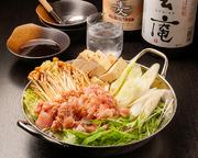 ビタミン豊富な薄桜色の桜姫鶏♪さっぱり白湯スープのヘルシーなお鍋
