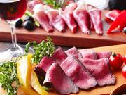 自家製ローストビーフ&生ハム食べ放題肉バル ペロリ 名駅店