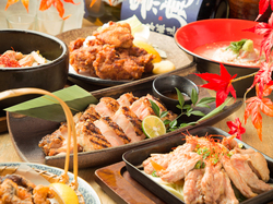 歓送迎会シーズンにピッタリなご宴会プランをご用意しました! 通常3500円のところクーポン利用で3000円!