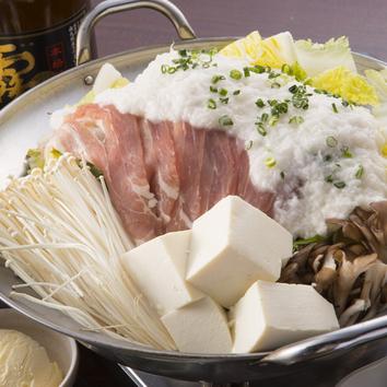 『選べるお鍋のコスパ最強コース』2,5時間飲み放題2980円(税抜)