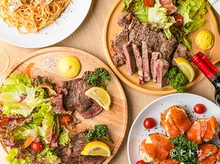 個室 イタリアン肉バル カテリーナ 四日市店の料理・店内の画像1