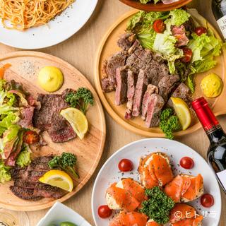 個室 イタリアン肉バル カテリーナ 四日市店の料理・店内の画像2