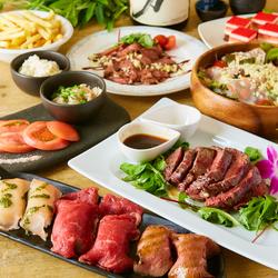 日~木限定!美味しい前菜や、人気メニューの釜揚げしらすペペロンチーノを含めたリーズナブルなコース!