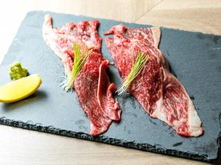 厳選した鮮度抜群の食材!こだわりの調理法で仕上げる肉料理