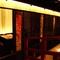 接待や会食に最適な完全個室をご用意しております