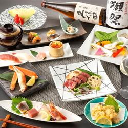 接待にもおすすめ 贅を極めた和洋の逸品料理