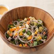 北海道産生ハム、イタリア産コッパとプロシュートの盛り合わせです。