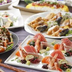 肉と魚が楽しめる『味わいコース』