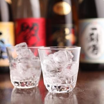 2時間飲み放題プラン<スタンダード>約60種 2000円(税抜)