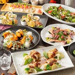 ※料理内容、構成が一部異なることがございます。